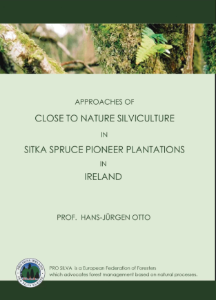 ProSilva Ireland Hans-Jurgen Otto booklet