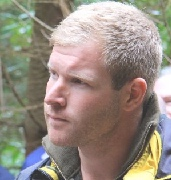 Pro Silva Committee member Sean Hoskins, a forestry student and experienced forest contractor